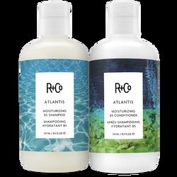 R+Co Atlantis Shampoo & Conditioner