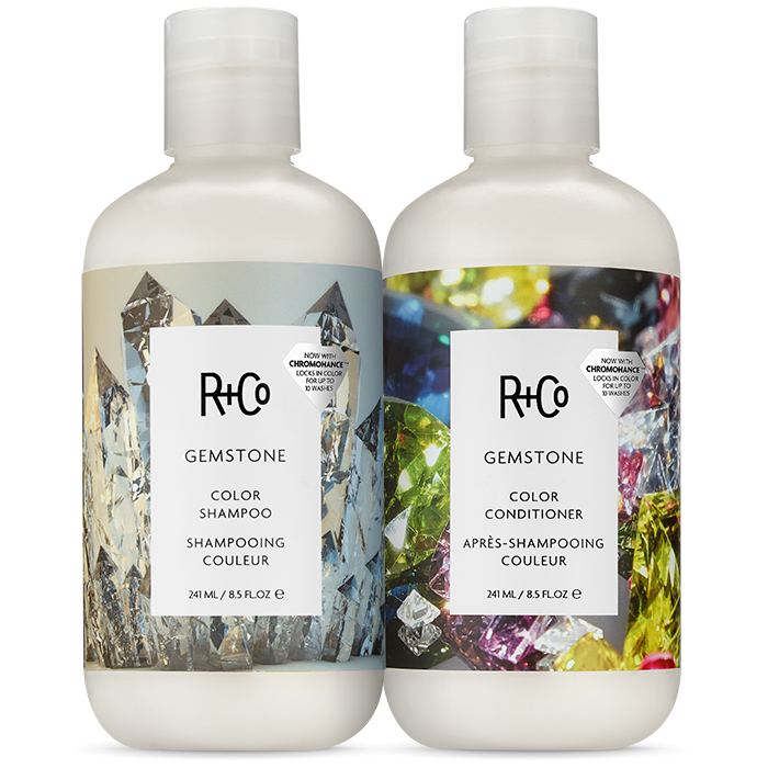 R+Co Gemstone Shampoo & Conditioner