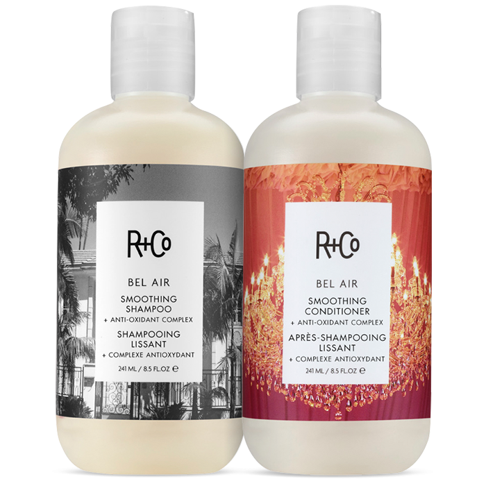 R+Co Bel Air Shampoo & Conditioner