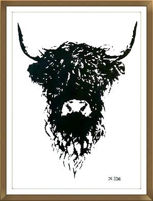 Der Stier.