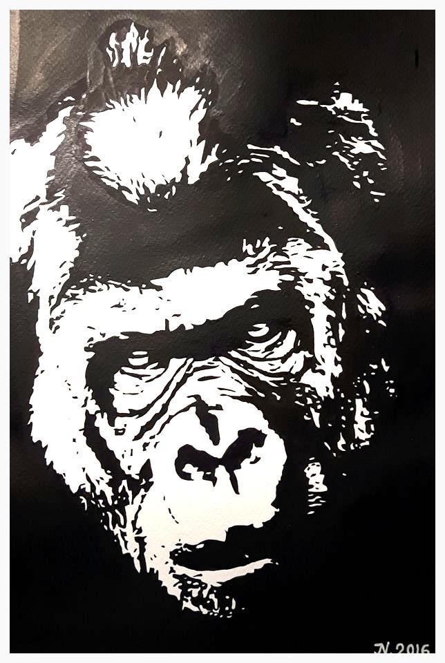 Der Gorilla