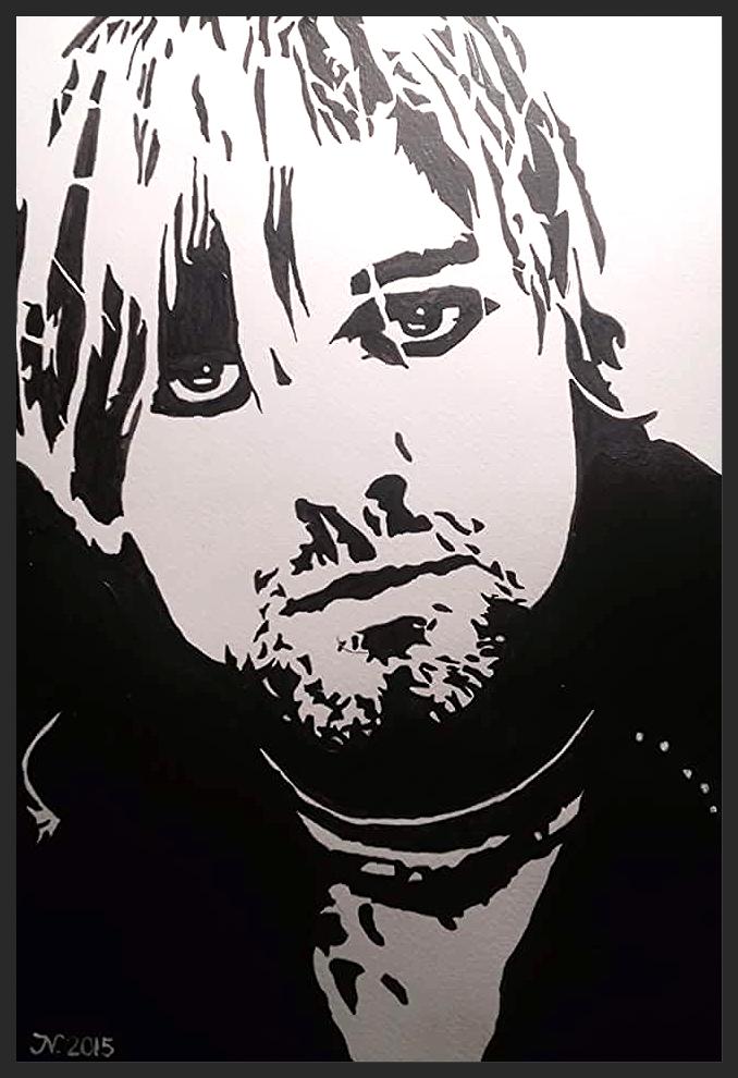 Kurt Cobain 1