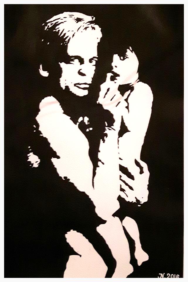 Klaus & Nastassia Kinski