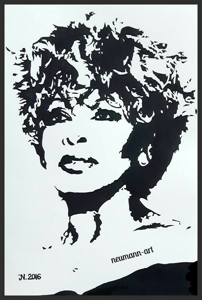 Anna Mae Bullock _Tina Turner