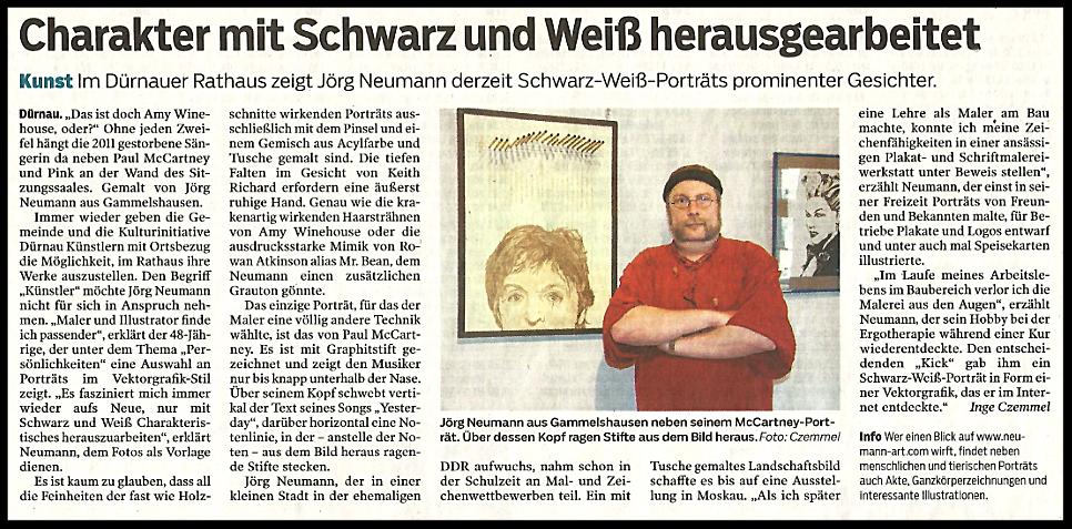 Pressebericht Dürnau