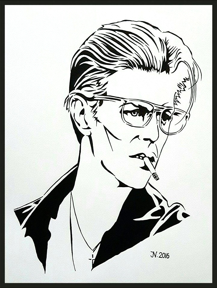 David Robert Jones _David Bowie_