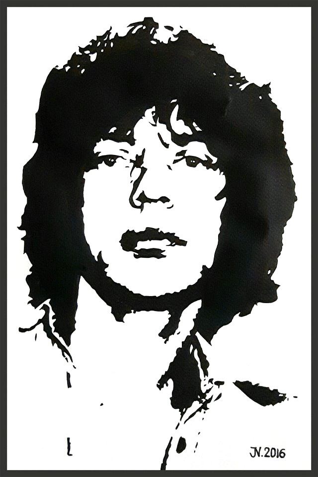 Sir Michael Philip Jagger
