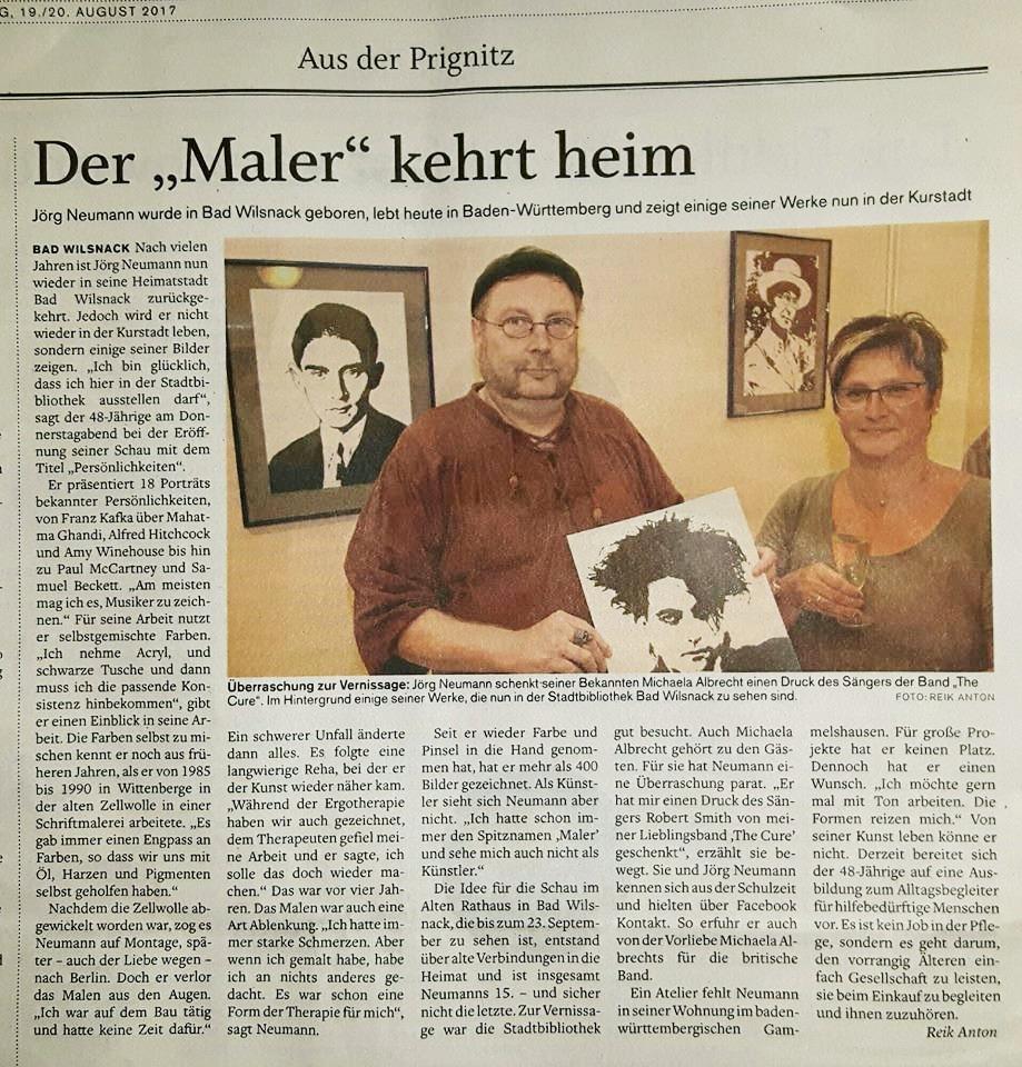 Ausstellung Heimatstadt Bad Wilsnack