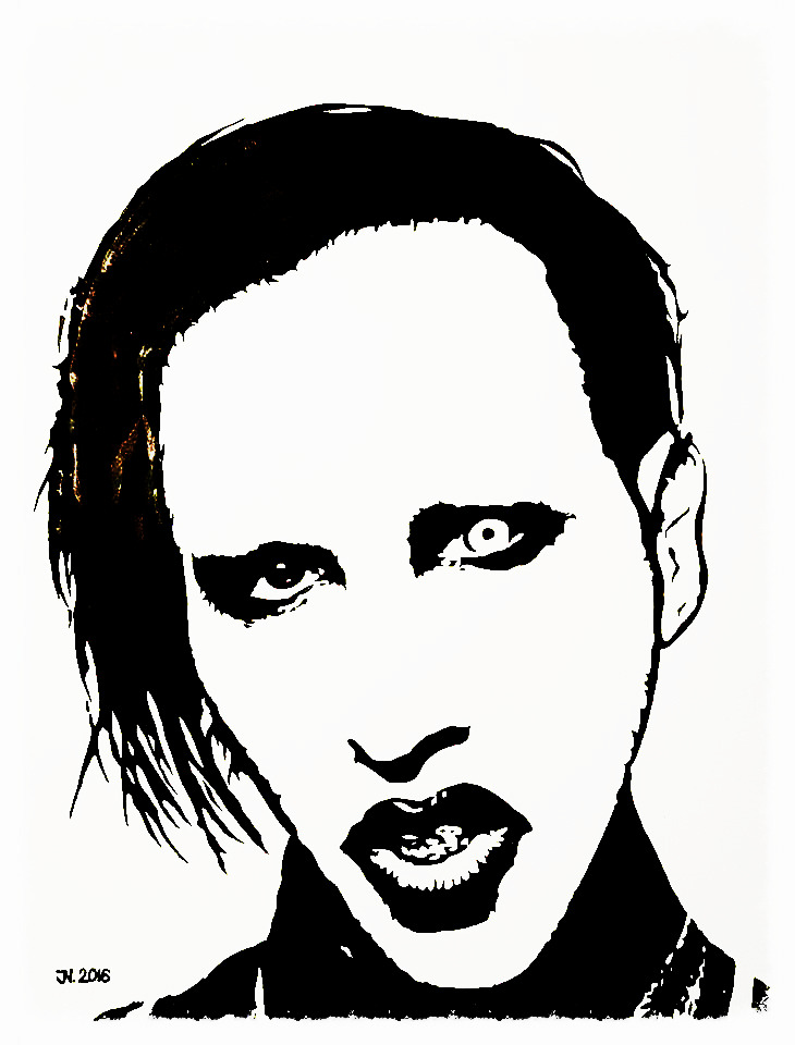 Brian Hugh Warner _Marilyn Manson_