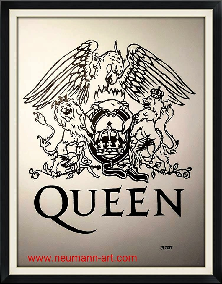 Queen- Wappen