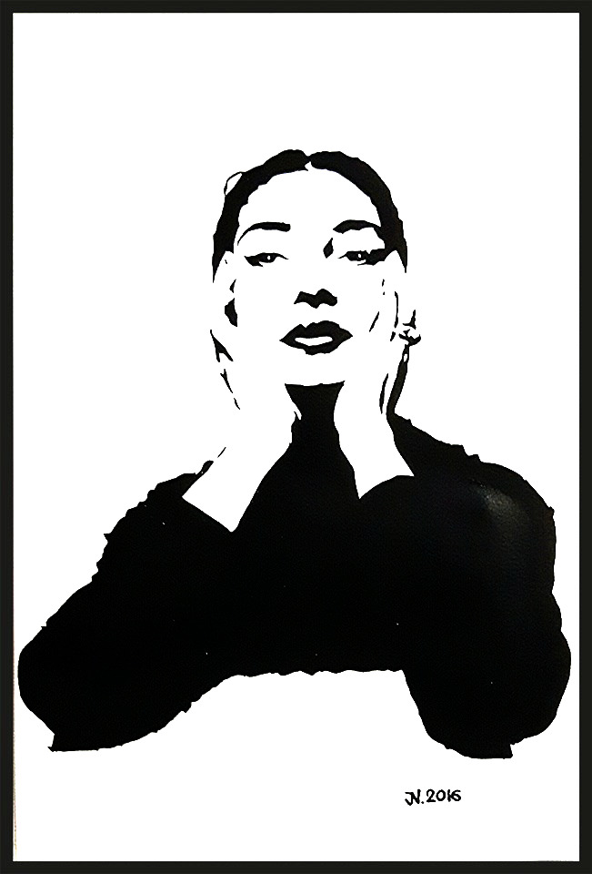 Maria Callas  (Opernsängerin)