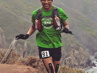 Running Reflections: Miguel on the Miwok 100k