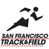 On the track at the SF Track & Field Pride Meet