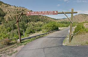 Trail Run this evening, Lair o' the Bear