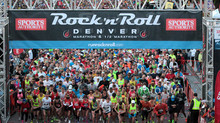 "The Answer is Always ""RUN!"": Denver Rock and Roll Half"