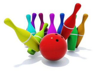 Bowling Night is Back! Saturday 11/21
