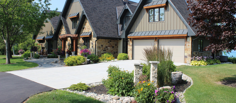 Landscaping adds up to 77% property value, more than a kitchen, conservatory or extension.