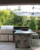 Outdoor Grill BBQ Homepage Cover Cobble