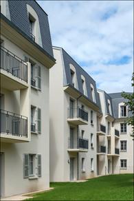 Résidence de 100 logements