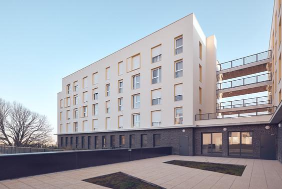 Résidence étudiants et bureaux - Orly