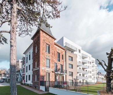 Conception-réalisation et restructuration de logements