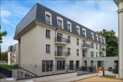 Construction d'une résidence pour l'accueil de personne âgées à l'Isle Adam dans le Val d'Oise