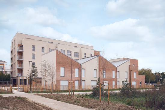 75 Logements Amiens - Rue des Visages Radieux