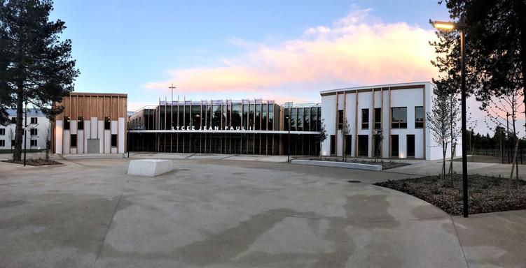 Lycée Jean-Paul II Compiègne