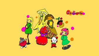 Ms.Fruits