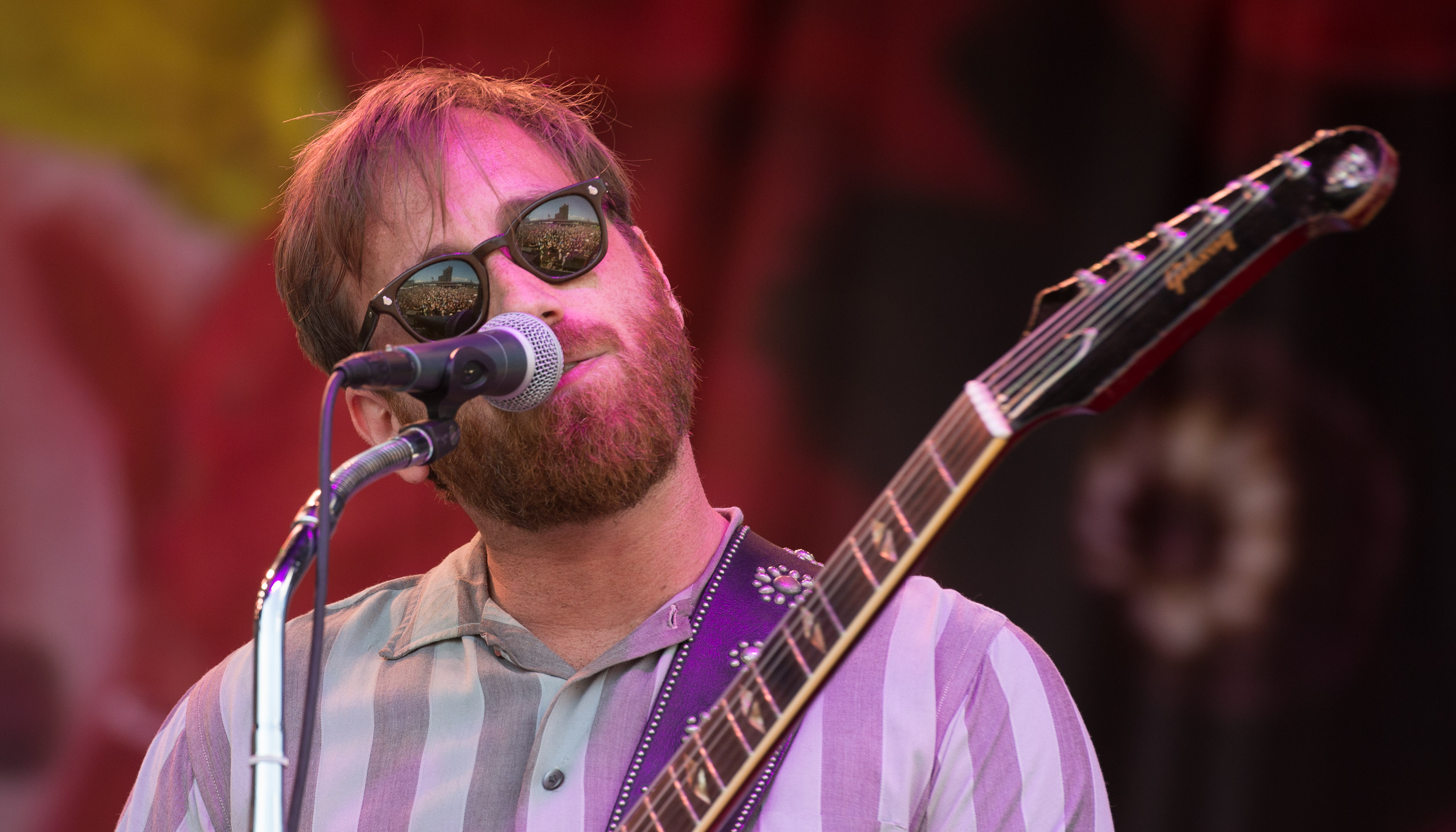 Dan Auerbach of The Arcs 2016