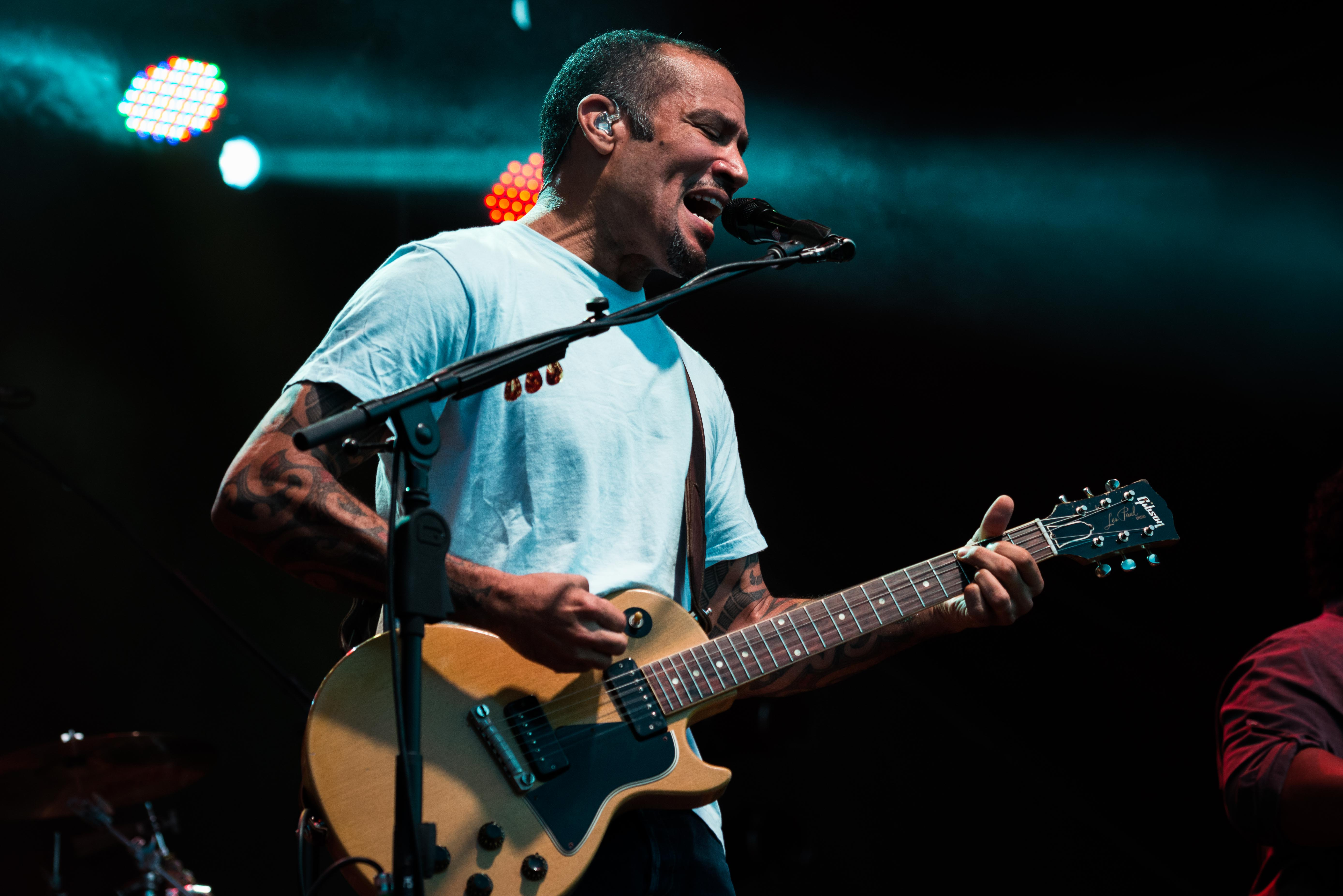 Ben Harper and the Innocent Criminals 2016
