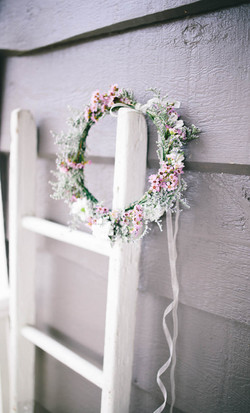 Floral Crown by Lauren Elise