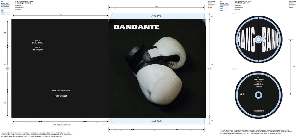 bang bang/my friend sleeve artwork