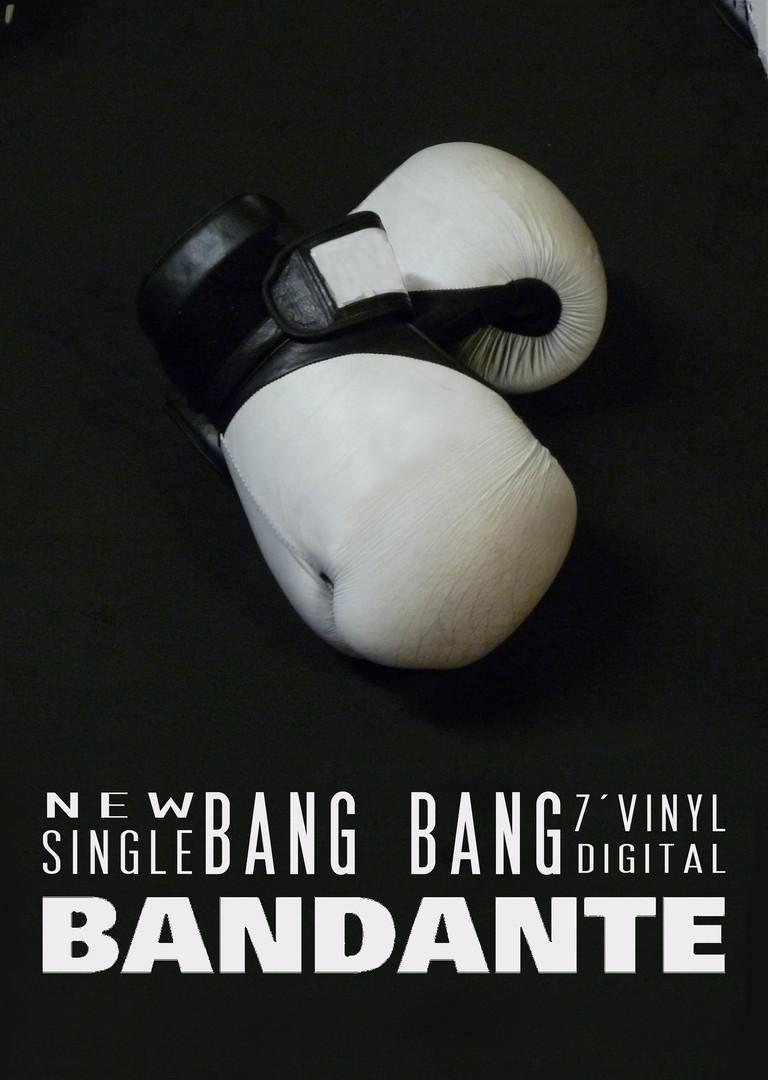 bang bang/my friend promo poster