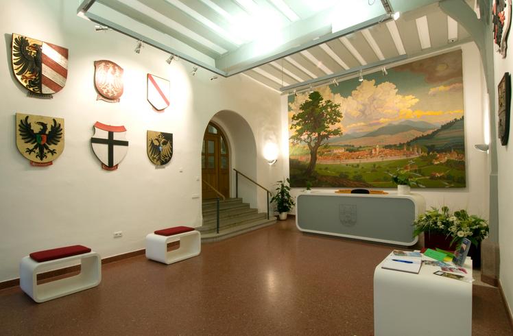 Entrée Rathaus 5