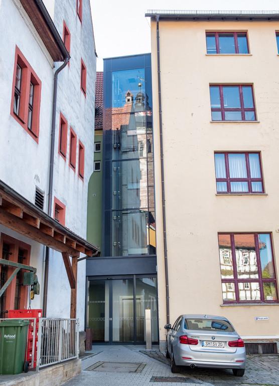 Barrierefreies Rathaus 2