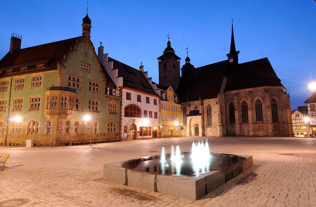 Entrée Rathaus 8