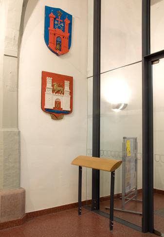 Entrée Rathaus 3