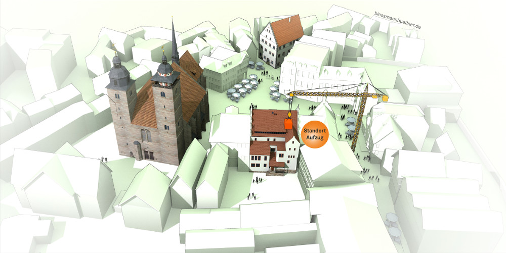 Barrierefreies Rathaus 3