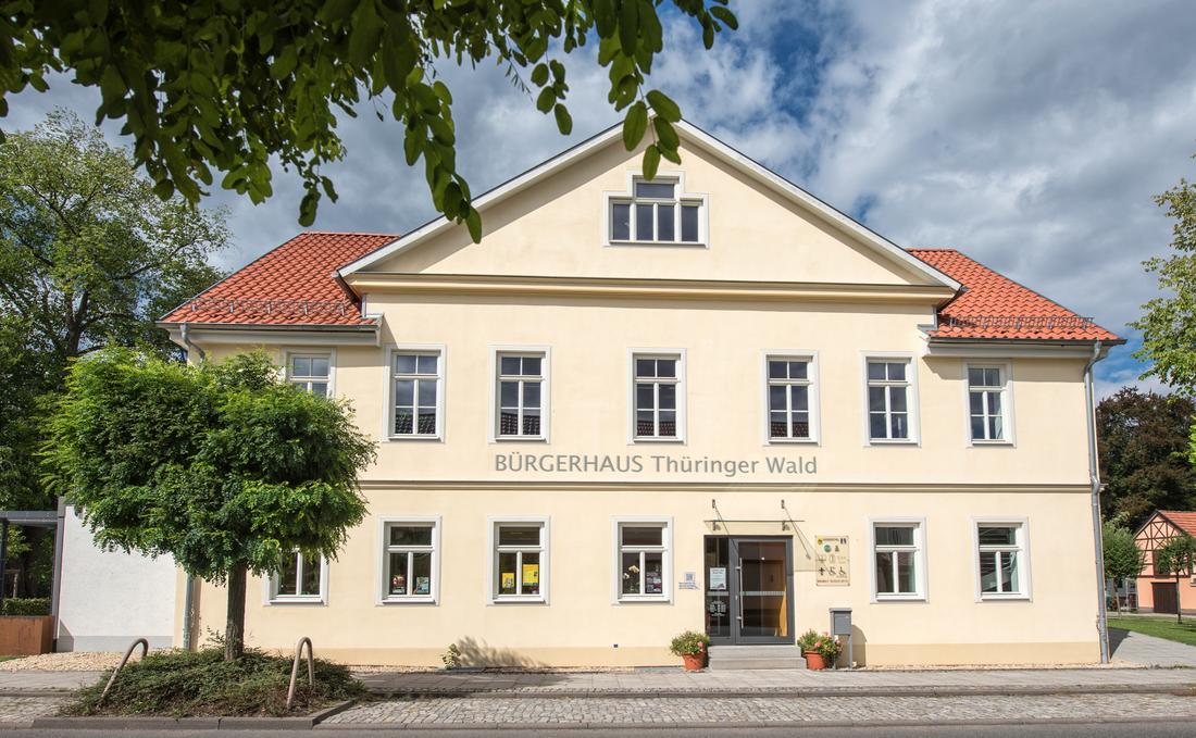 Bürgerhaus GEO 1