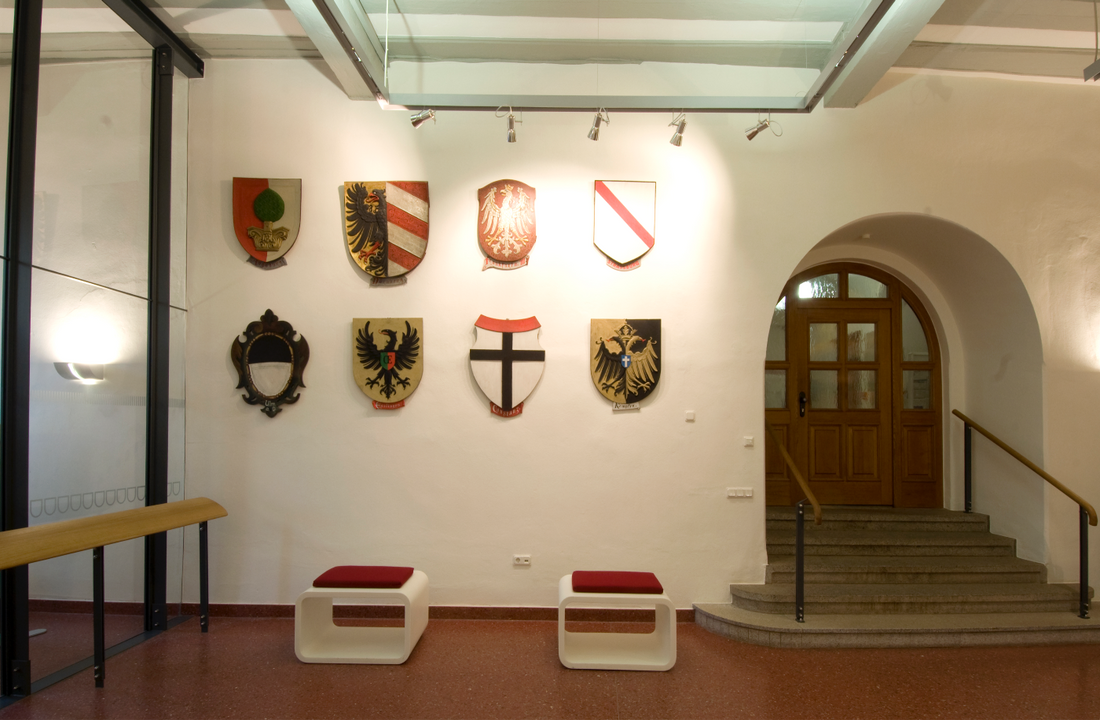 Entrée Rathaus 10