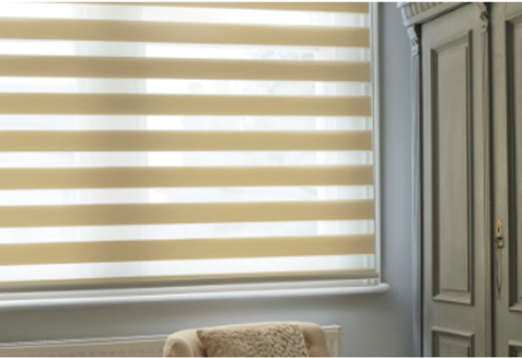 Dual Shade Blinds by UK Blinds