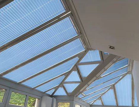 Conservatory Roof Blinds by UK Blinds