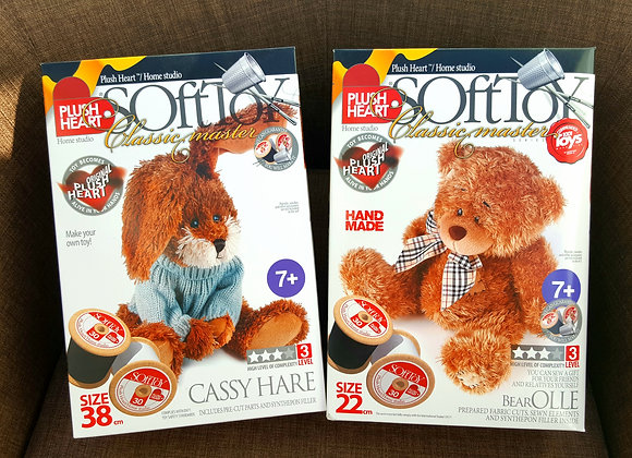 Make a teddy kits ideal for craft party