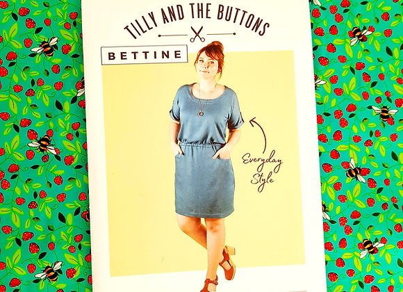 Bettine, Tilly and the Buttons pattern kit