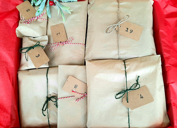 Craft Advent Activity box
