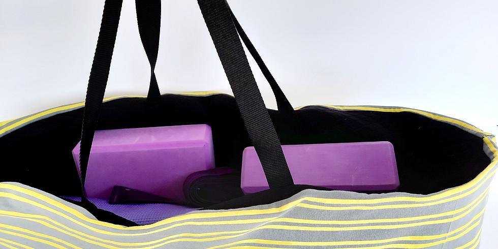 Yoga bag workshop