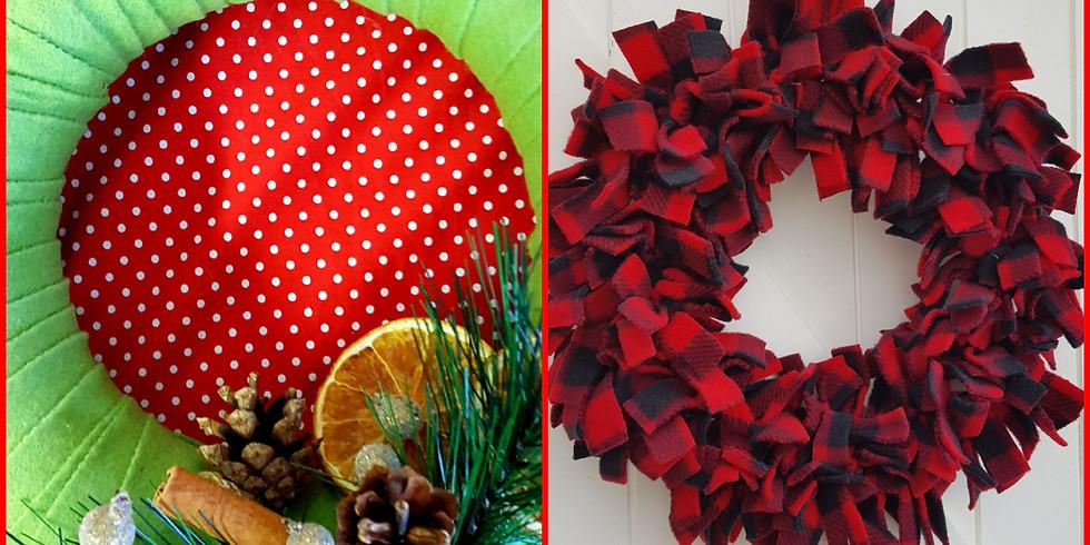 Christmas Wreath £27.50