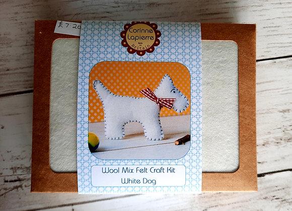 Corinne Lapierre dog sewing craft kit