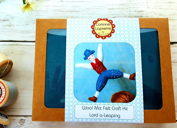 Lord a leaping sewing craft kit
